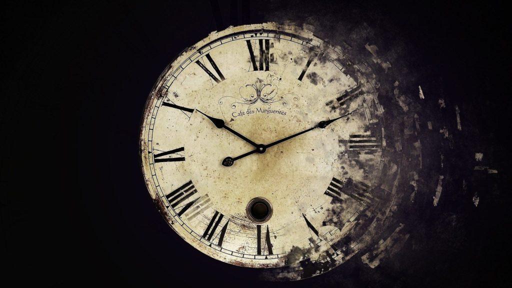 Картинка про время со смыслом